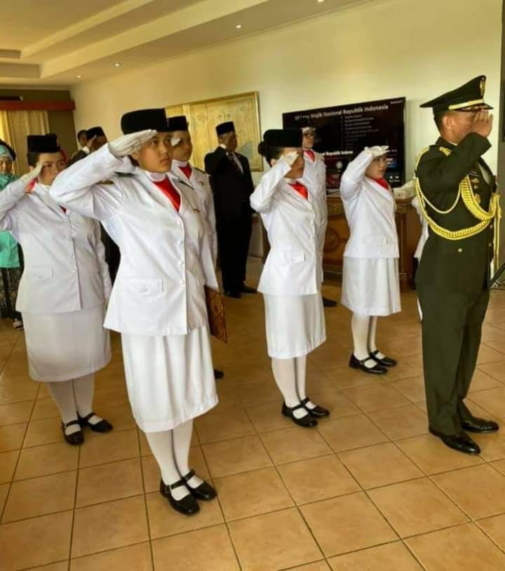 Peringatan Kemerdekaan RI di Suva, Fiji